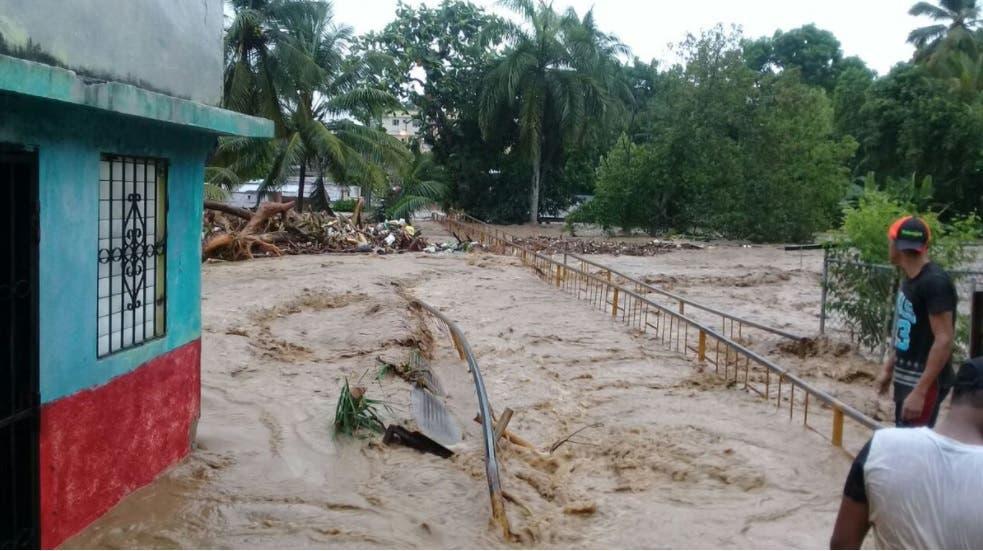 Comunicades inundadas