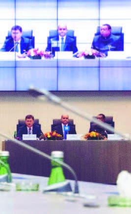 Cumbre de la OPEP en Viena