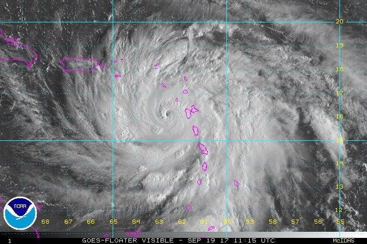 Vea aquí las diferencias entre huracán, ciclón y tormenta tropical