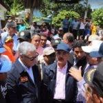 Danilo Medina comunidades