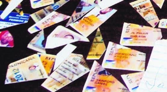 Entre 2009 y 2014 hubo 482 robos de identidad