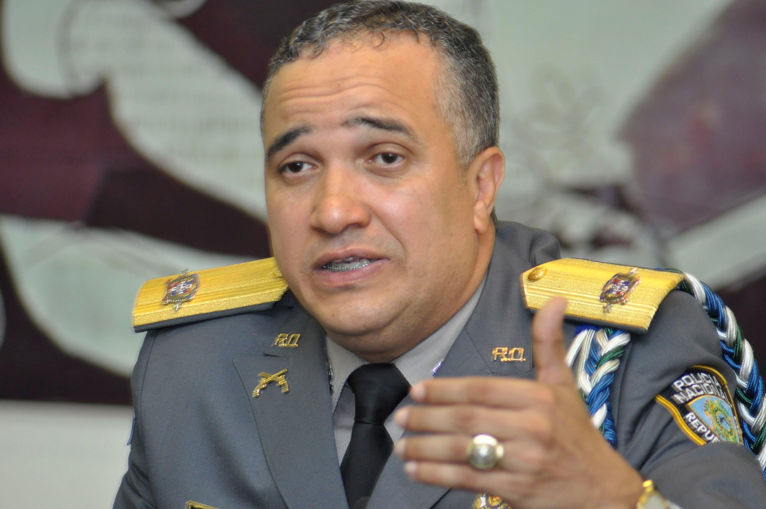 Video: «Dígale a Dios que a César Emilio Peralta lo vamos atrapar nosotros», afirma director de Policía Nacional