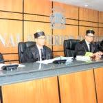 El pleno del Tribunal Superior Electoral (TSE).