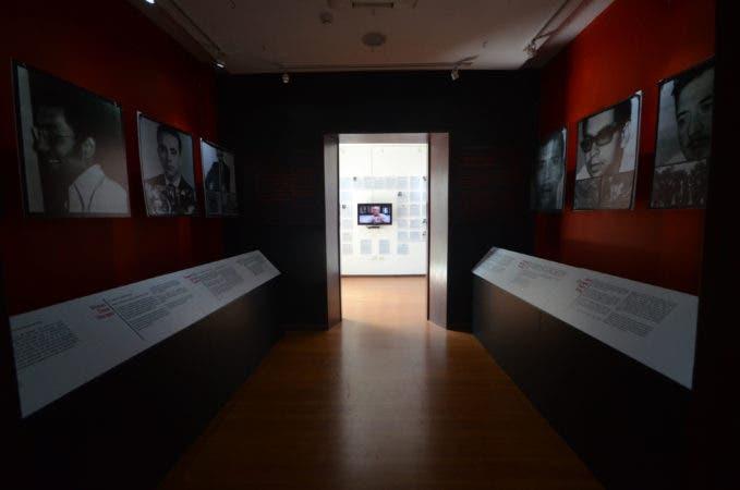 Reportaje la prensa de los 12 en el museo de la Resistencia. Santo Domingo Rep. Dom. 04 de septiembre del 2017. Foto Pedro Sosa