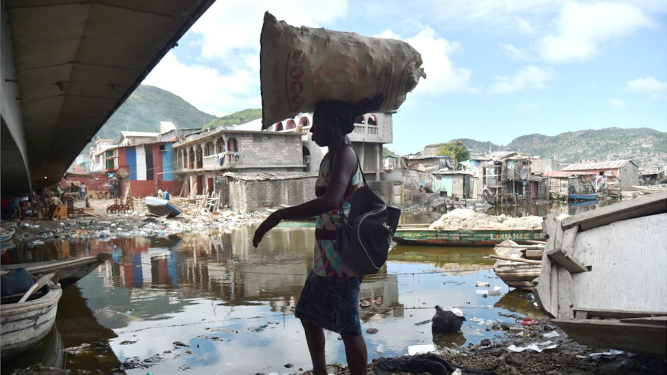 Haitianos están a su suerte ante inminente paso del huracán Irma