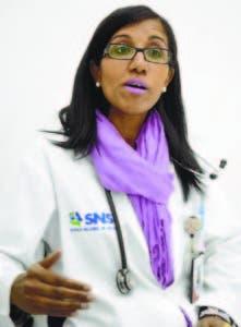 Ivette Rodríguez, oncóloga del Incart.
