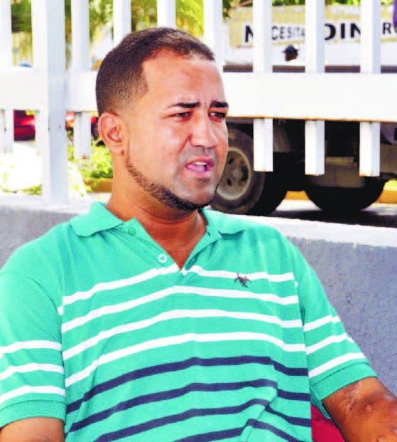 José Alberto de León dice que cuida mucho la poca salud que tiene.