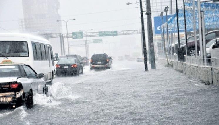 Image result for Lloviendo hoy en santo domingo
