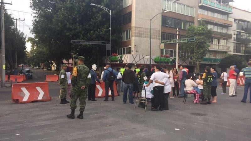 Video: Nuevo terremoto de magnitud 6,2 sacude México