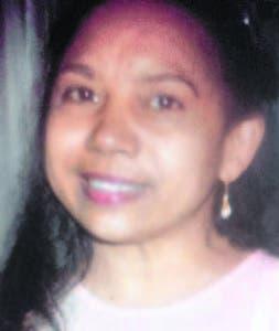 María Rosalba Ureña, de 46 años, se disparó en el pecho.