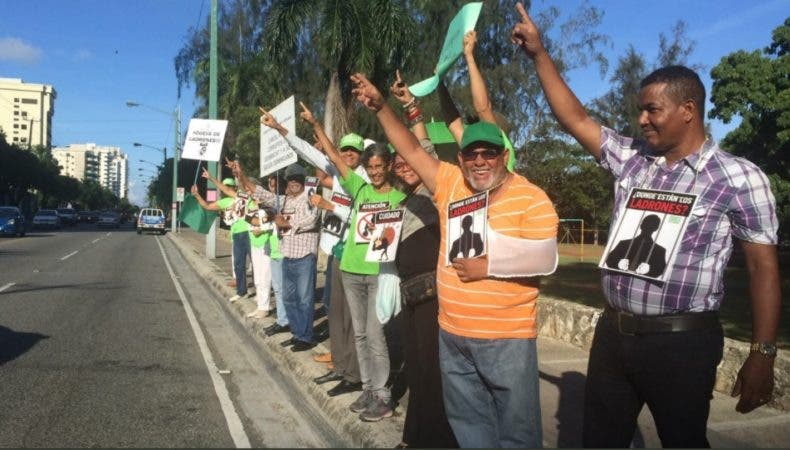 Realizan aprestos para la liberación de Ángel Rondón y Díaz Rúa