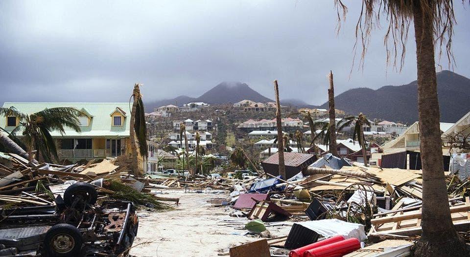 Video: las penurias que pasan los dominicanos en San Martin tras Irma