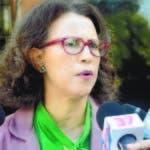 Marisela Duval, coordinadora de Participación Ciudadana