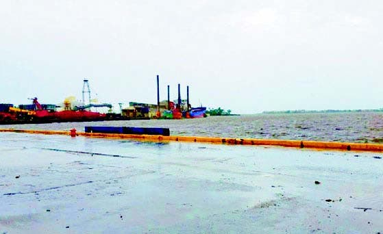 Puerto de San Pedro de Macorís, abierto desde la tarde de ayer
