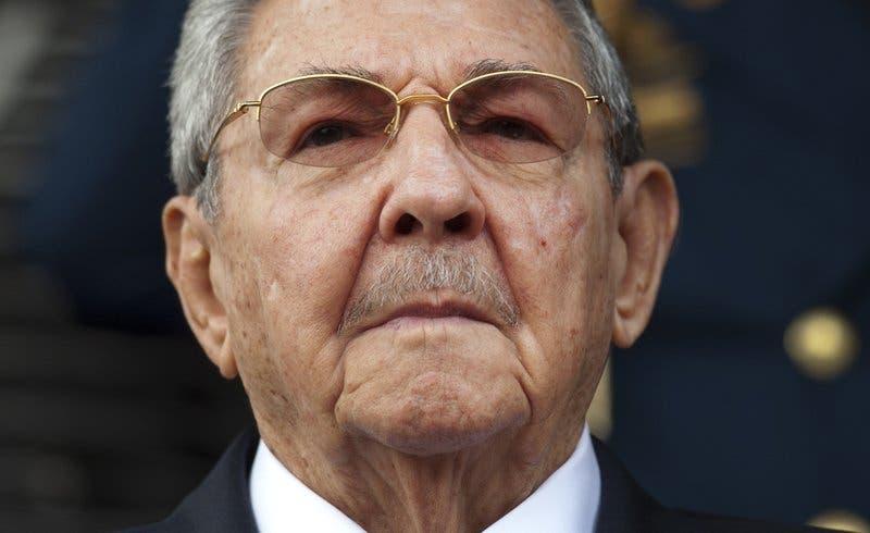 """EEUU sanciona a Raúl Castro por """"graves violaciones de derechos humanos»"""