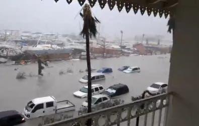 Video: huracán Irma provoca daños incalculables en las Antillas Menores