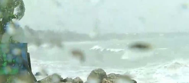 Samaná, Puerto Plata y Santo Domingo, entre las provincias con mayores probabilidades de inundaciones en las próximas horas