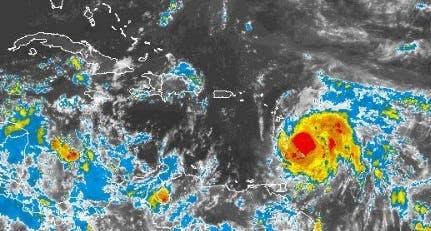 ONAMET emite Alerta desde Isla Saona hasta Cabo Engaño; María afectaría RD este jueves