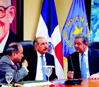 Tranque primarias y cuotas, según Reinaldo Pared.