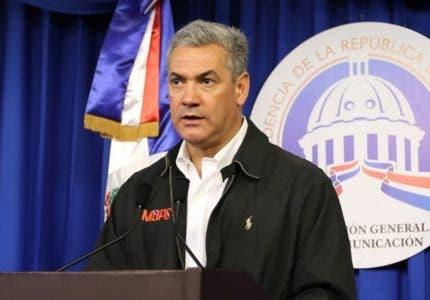 Gonzalo Castillo: Danilo Medina ha sido prudente ante las provocaciones de grupos liderados por Leonel Fernández