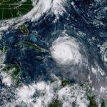 """El huracán José se acerca a las Antillas, """"pero es incomparable con Irma"""" y seguramente evitará tierra"""