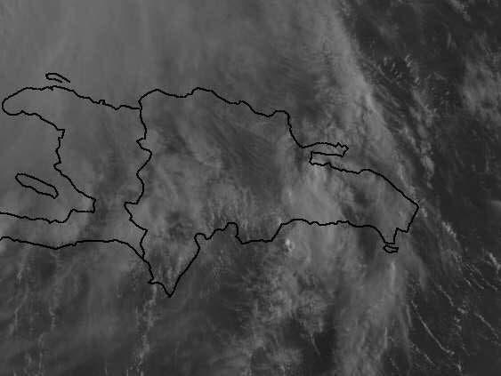 Campos nubosos asociados al huracán Irma mantienen incidencia sobre el territorio nacional.Lluvias continúan.