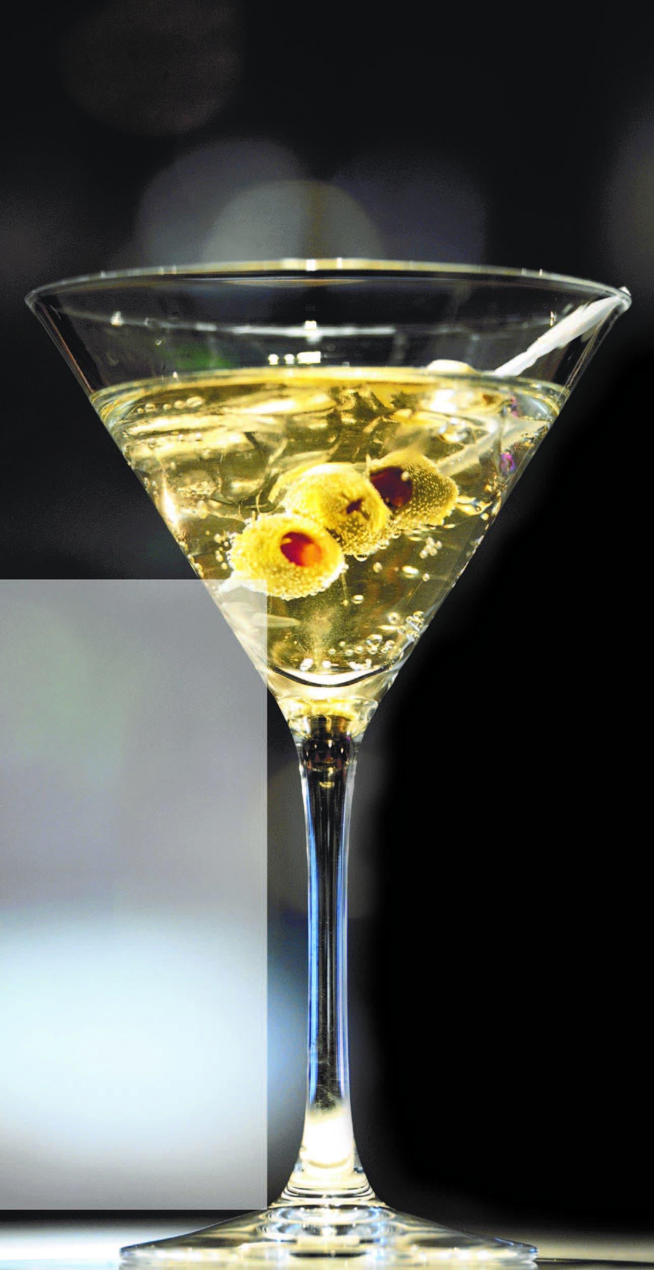 La fascinante historia del Martini
