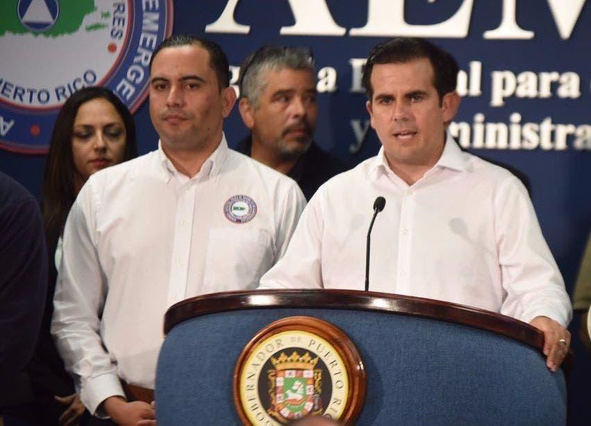 Puerto Rico declara el estado de emergencia ante el paso del huracán Irma