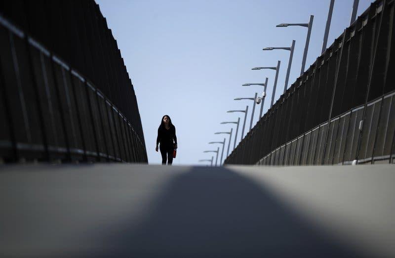 El mayor paso entre EEUU y México cerrará este fin de semana