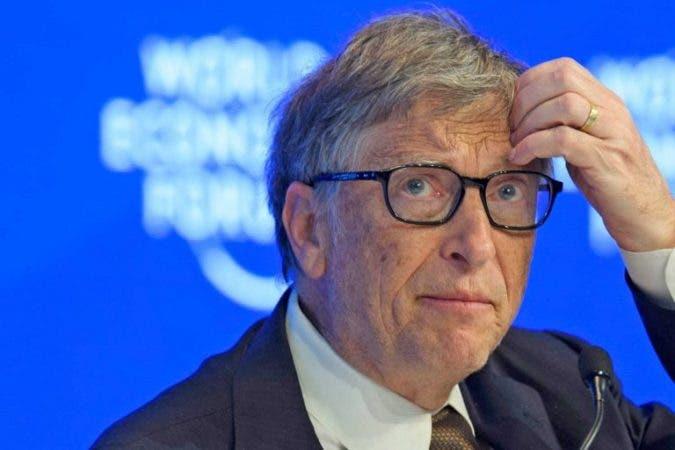 El cofundador de Microsoft y codirector de la Fundación Bill & Melinda Gates, Bill Gates. EFE/LAURENT GILLIERON