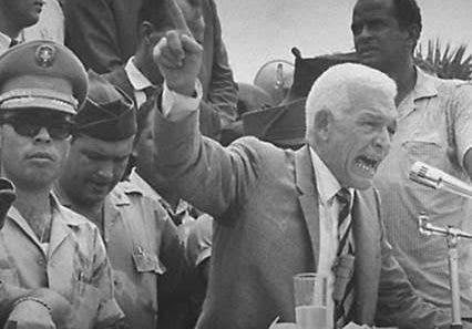 Resultado de imagen para Hoy se cumplen 54 años del golpe de Estado a Juan Bosch
