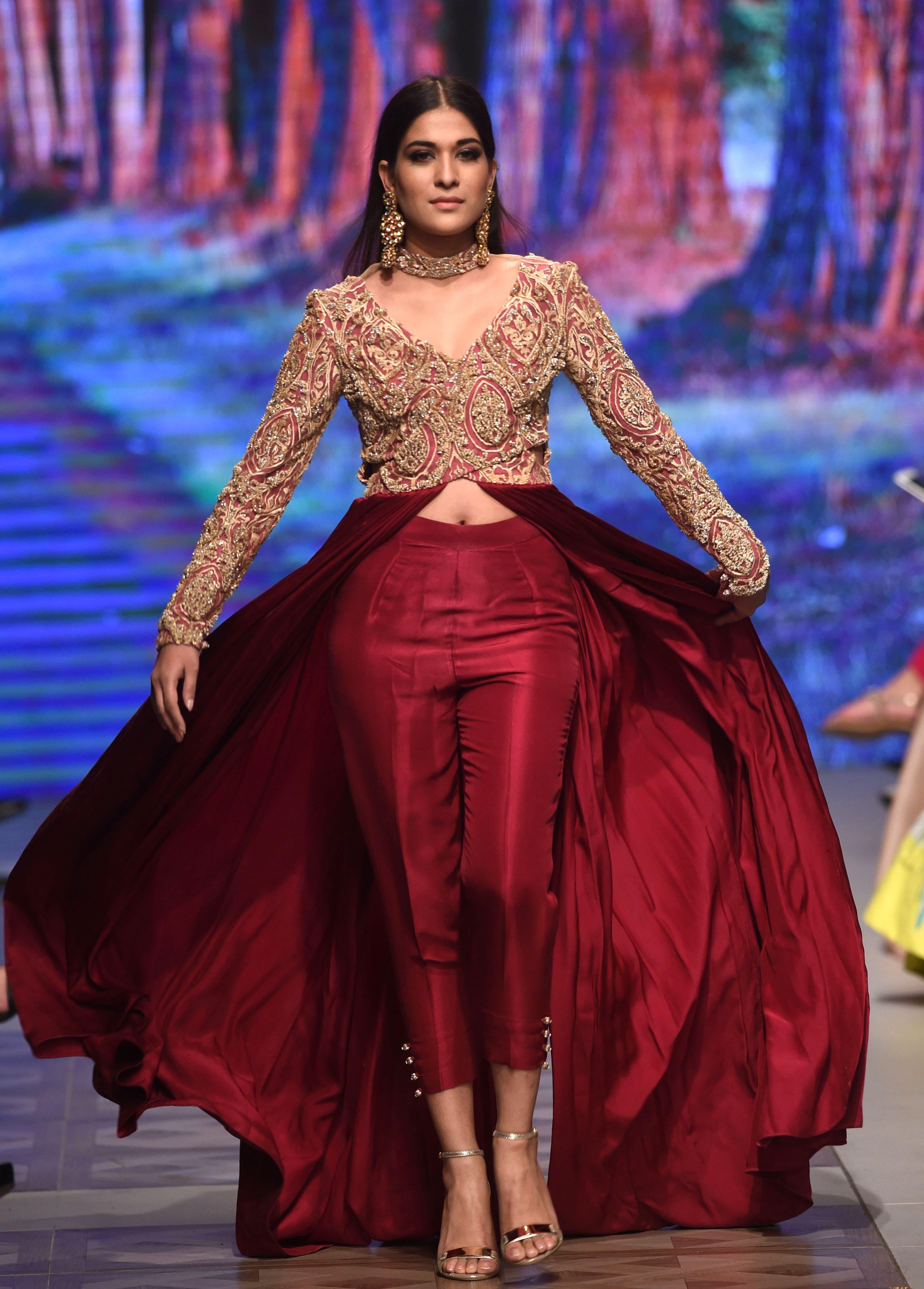 Pakistán muestra su lado fashion