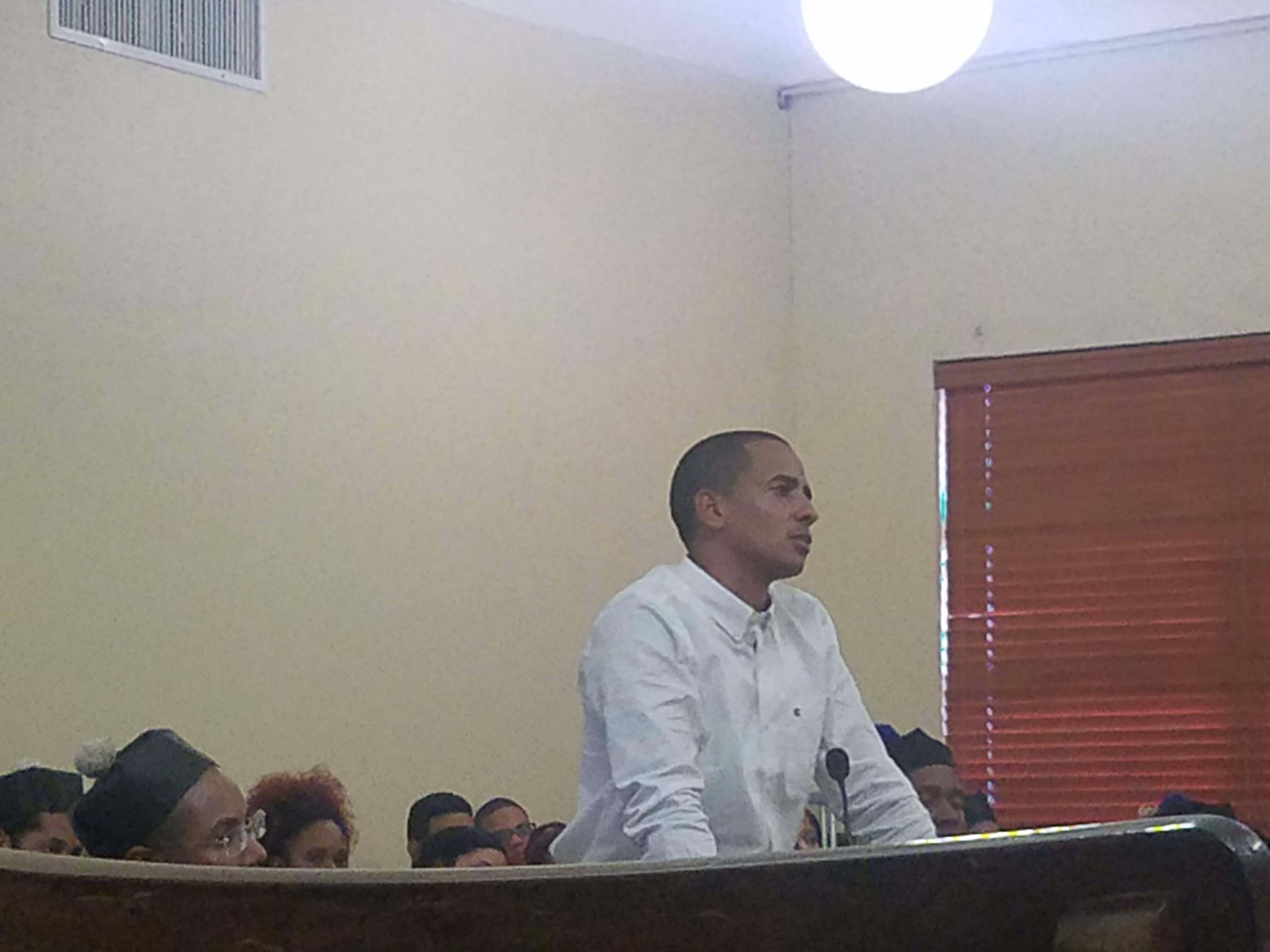 Juez José Alejandro Vargas fallará en 15 minutos sobre caso Yimi Zapata