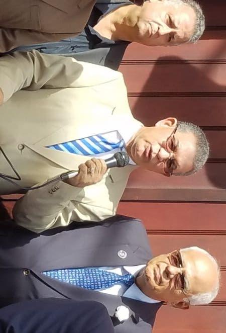 Wilson Gómez, vicepresidente del Instituto Duartiano, reafirmó la misión de esta institución, de proyectar las enseñanzas del patricio a todo el pueblo dominicano hasta conseguir la nación que él siempre soñó.