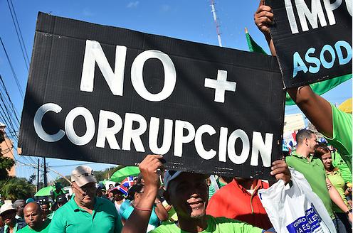Encuesta Gallup -HOY  revela que al 60.2 % de los votantes no les importa que los candidatos sean corruptos