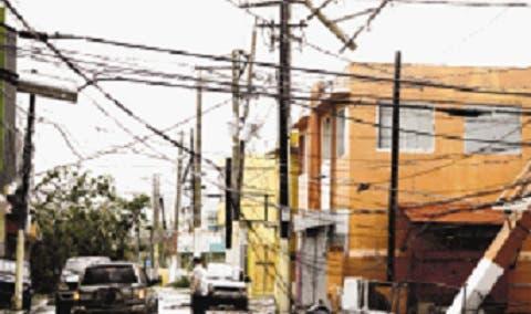 Suman 45 muertos en Puerto Rico por 'María'