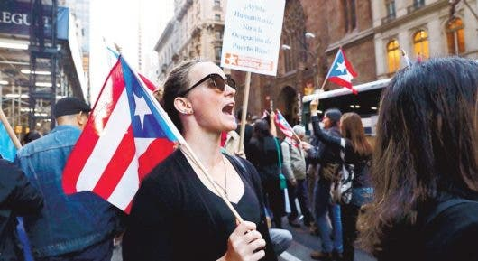 Gracias Puerto Rico, por la conspiración taína, para salvarnos…