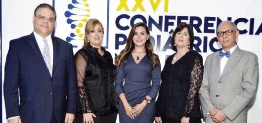 Realizan con éxito XXVI conferencia pediátrica en pro de la educación médica