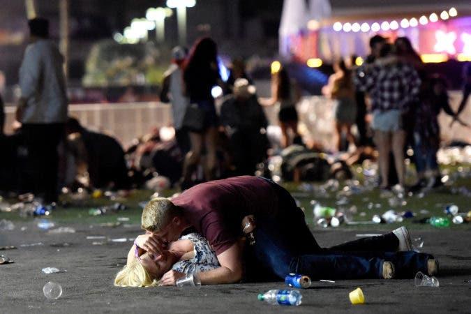 TOPSHOTS Reported Shooting At Mandalay Bay In Las Vegas