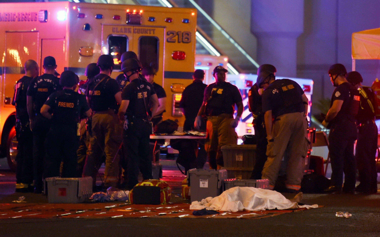 Estado Islámico asume la autoría del tiroteo en un concierto en Las Vegas