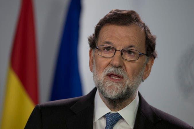 Mariano Rajoy .