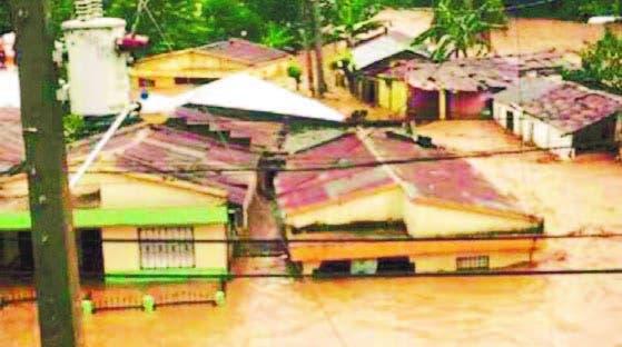 Autoridades alertan para evitar daños por posibles inundaciones