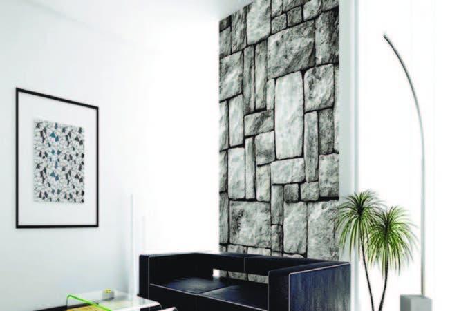El color de la piedra influye mucho en el efecto que quiera lograrse