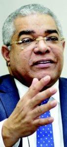 El economista Luis Reyes, director de Presupuesto