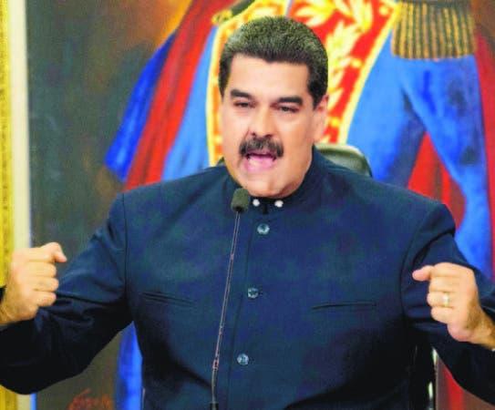 El presidente Nicolás Maduro se ha aferrado al poder