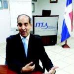 El rector del ITLA, José Armando Tavárez