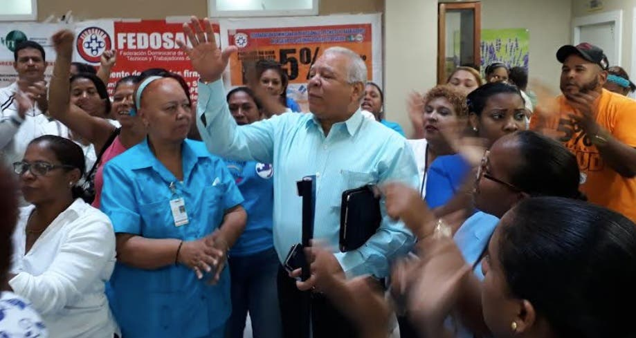Sindicato de enfermería recupera oficina en Cabral y Báez, tras una semana de lucha