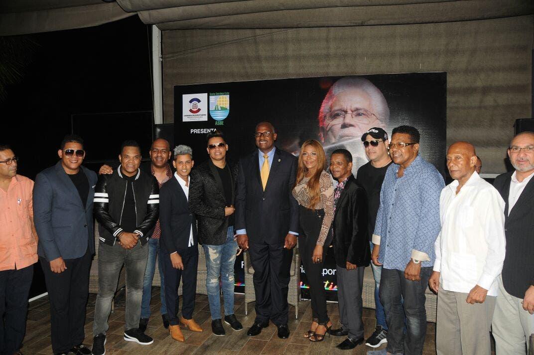 Más artistas se suman al homenaje de Johnny Pacheco