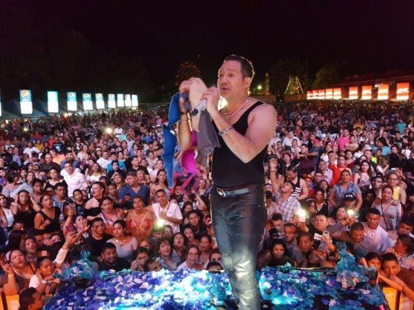 Frank Reyes en Honduras