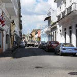 Calle Hostos. Hoy/ Aracelis Mena.